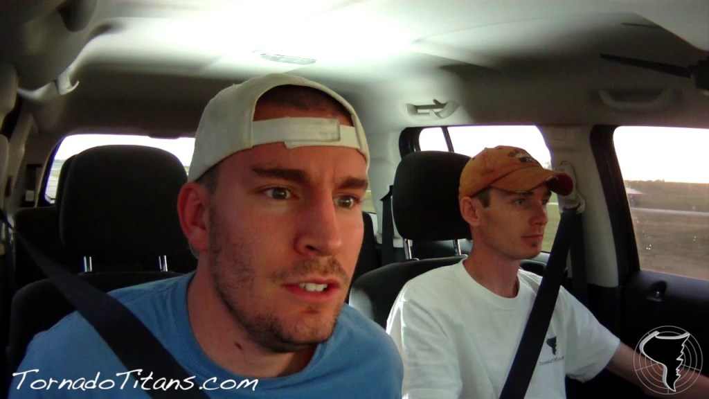 April 22, 2011 Storm Chase | Using Magic to Dodge Hail