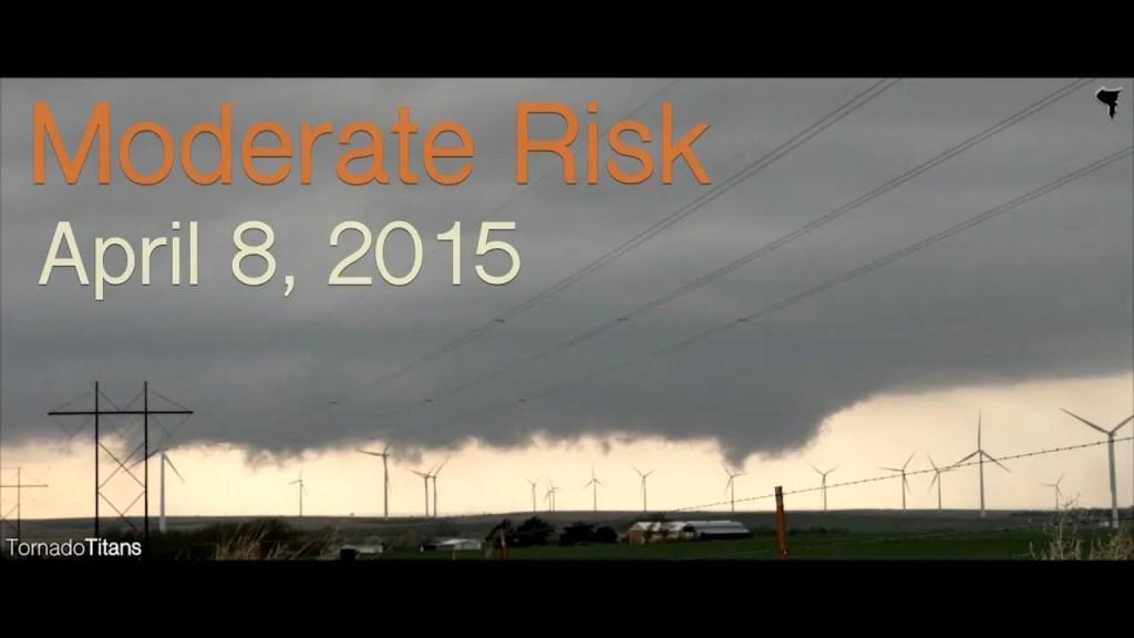 Tornado Titans Season Four: Moderate Risk (April 8, 2015)