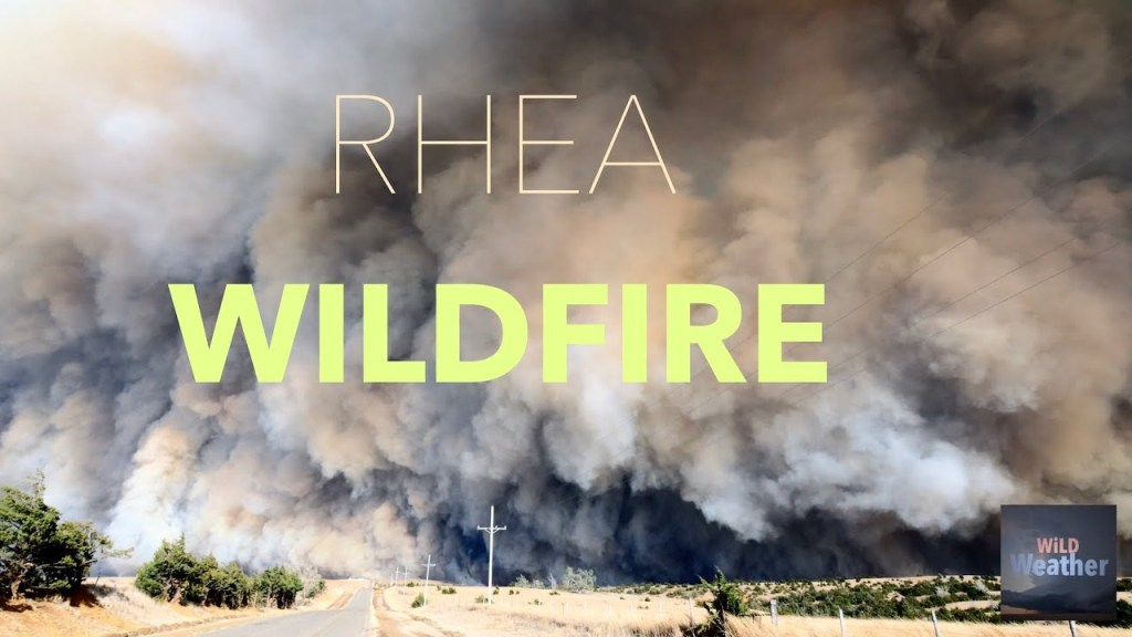 WiLD Weather: The Rhea Fire