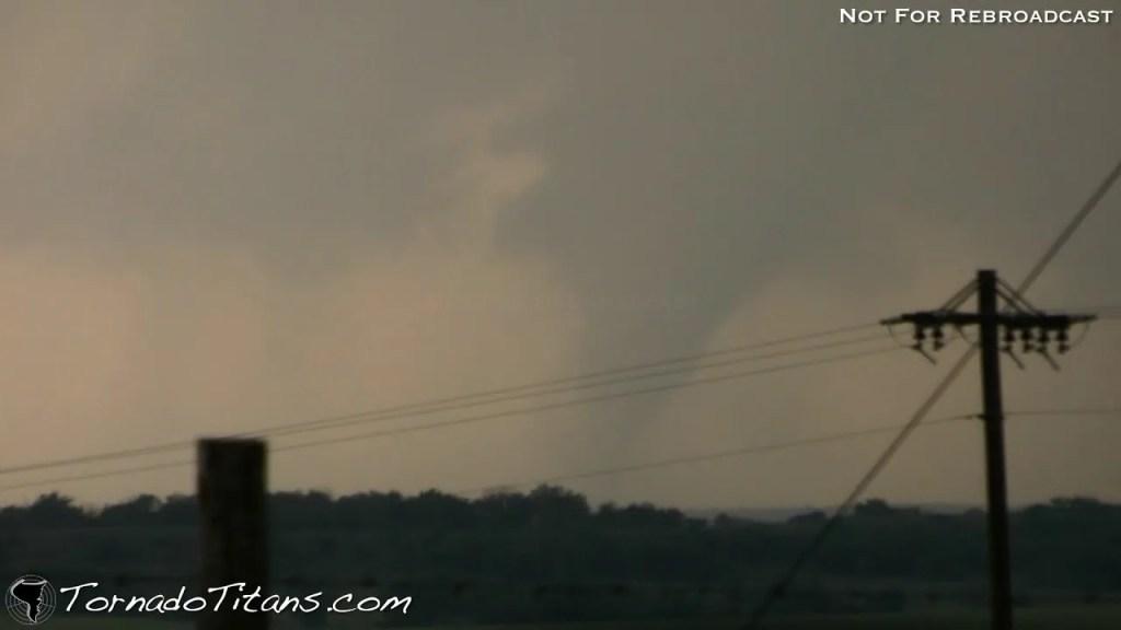 May 20, 2013 Storm Chase   Duncan, OK Tornado