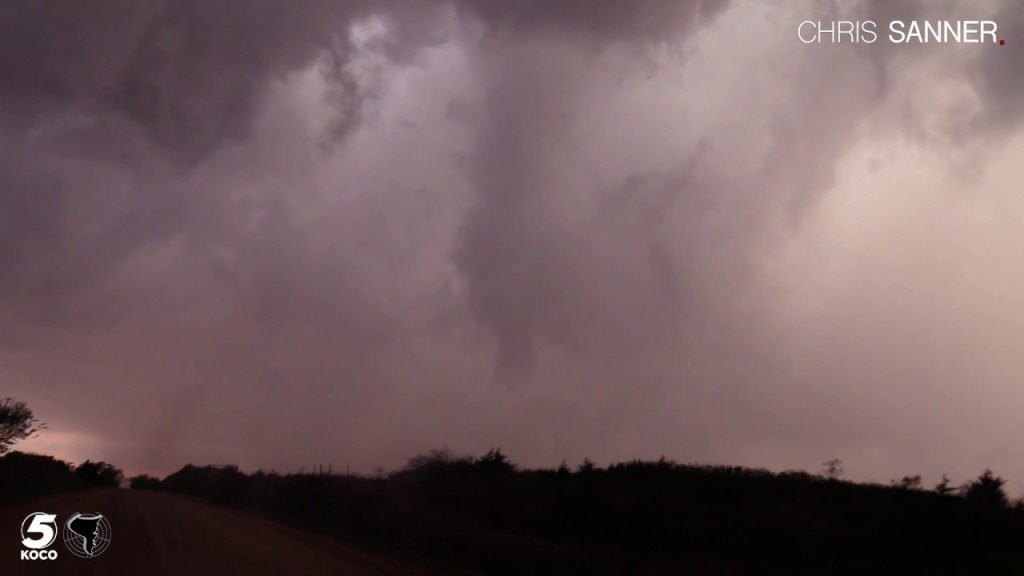 April 16, 2017 Storm Chase | Tornadoes near Chester, Oklahoma