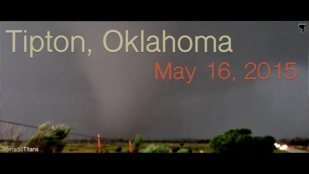 Tornado Titans Season Four: Tipton, Oklahoma (May 16, 2015)