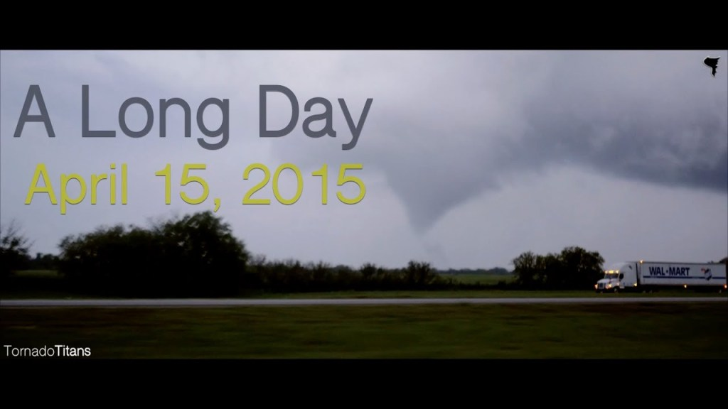 Tornado Titans Season Four: A Long Day (April 15, 2016)