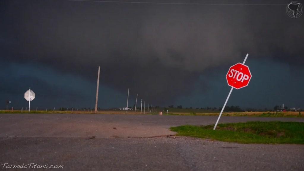 May 31, 2013 Storm Chase   Massive Tornado near El Reno, OK