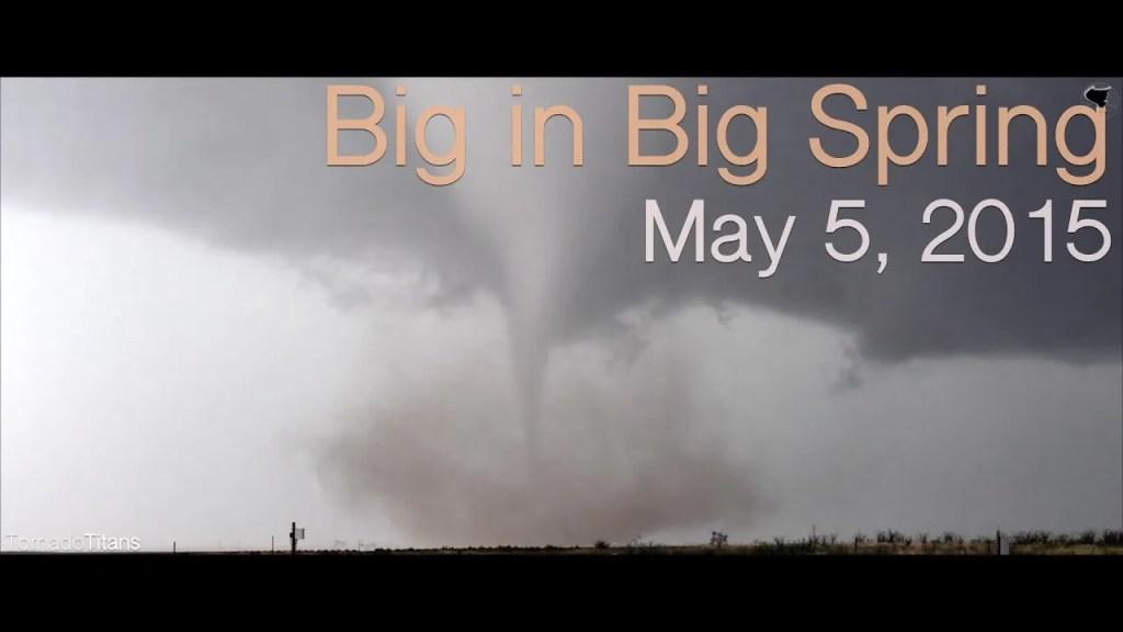 Tornado Titans Season Four: Big in Big Spring (May 5, 2015)
