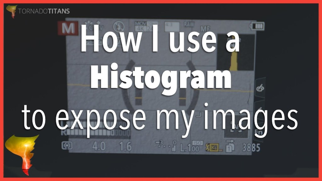 How I use a histogram to expose my images | Photography tip for better images