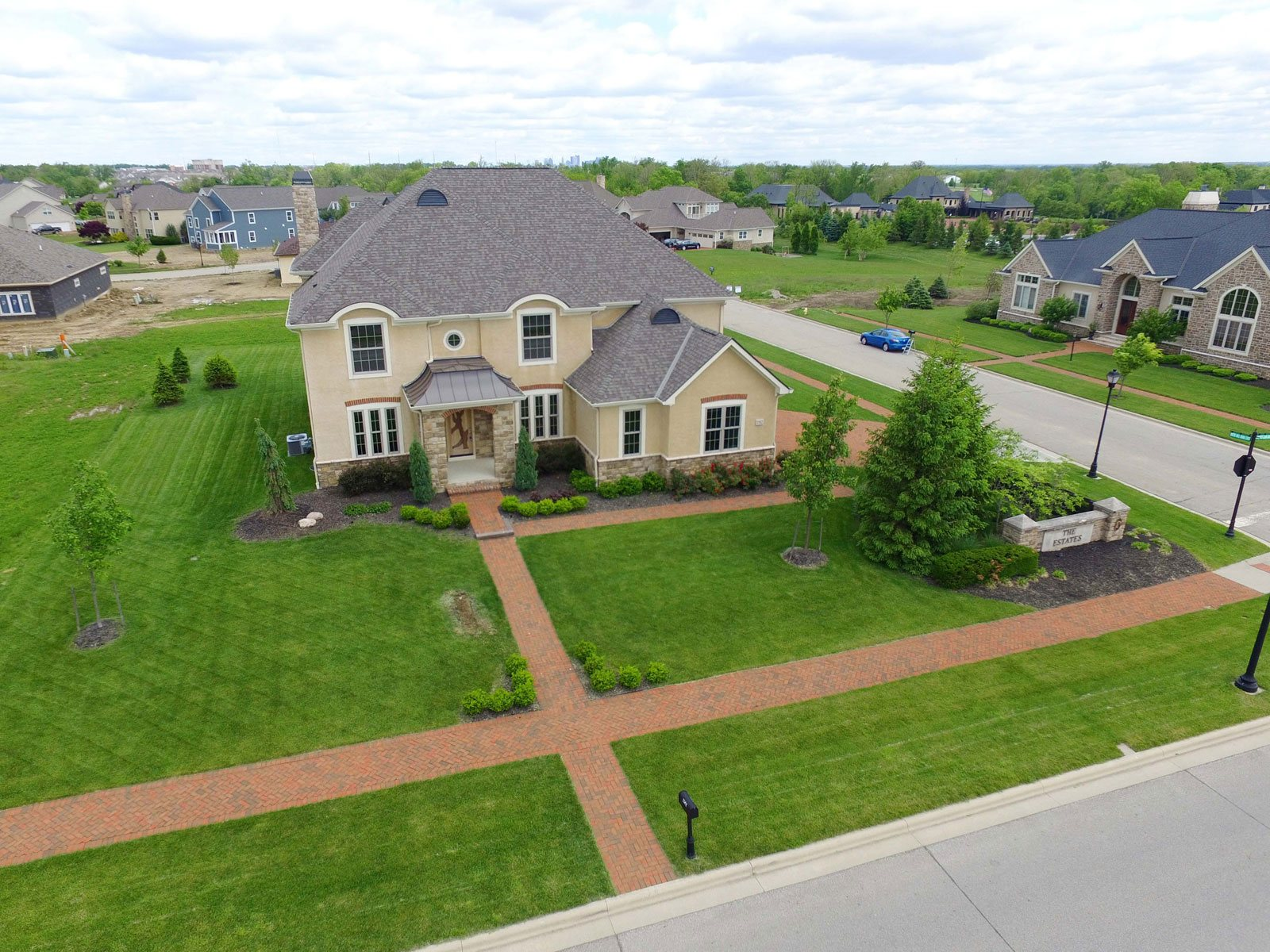 Residential Real Estate Drone Photography  Drone 614