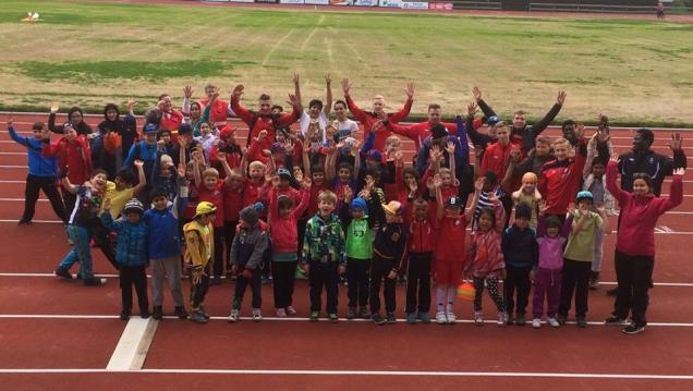 Urheilukoulu 2015