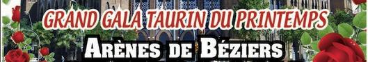 Béziers. Gala Taurin