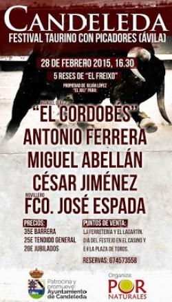 Candeleda. Festival 2015