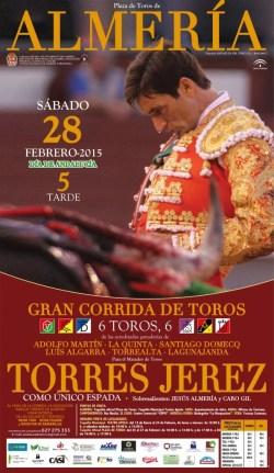 Almeria. Torres Jerez 2015