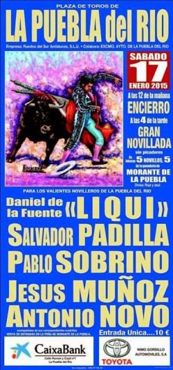 La Puebla del Rio. Janvier 2015