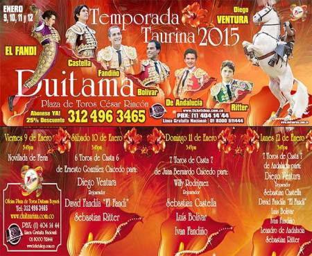 Duitama 2015