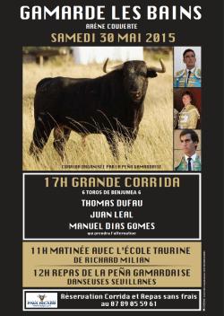 Gamarde 2015