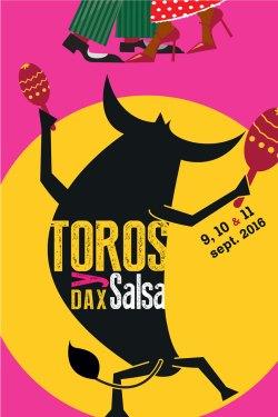 Toros y Salsa 2016