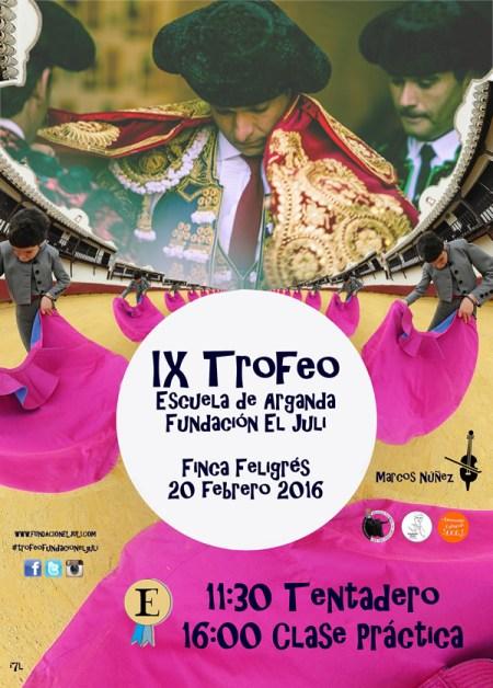 IX TROFEO FUNDACION EL JULI
