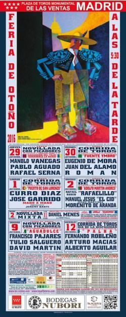 Madrid. Otoño 2016