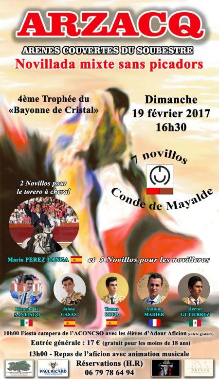 Arzacq 2017