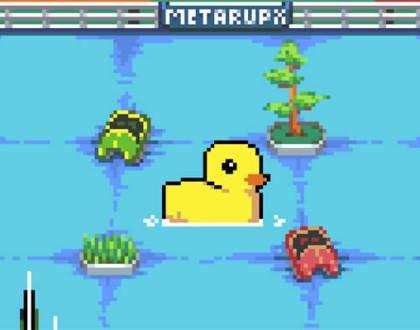 """Salva al """"Pato de Hule"""" en un nuevo videojuego chileno"""