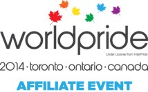 WorldPride affiliate event logo