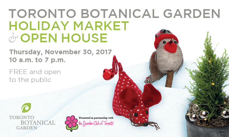 Holiday Market and Open House