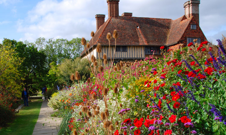 Designing with Plants, the Great Dixter Way