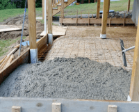 Concrete Patio Construction - Toronto Concrete Repairs ...