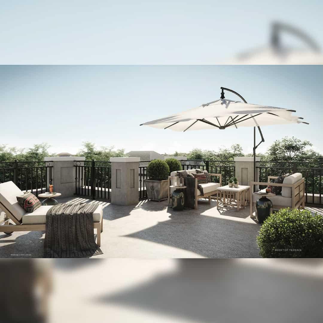 La reserve rooftop