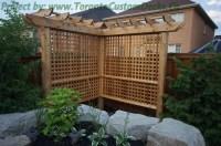Toronto Custom deck design, pergolas, fences, outdoor ...