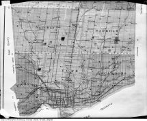 Curated Collection Of Vintage Toronto Maps