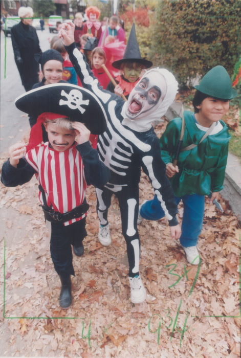Arthurs Halloween Costume