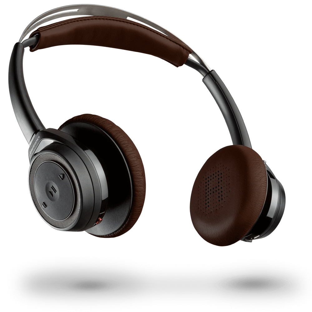 Plantronics Backbeat Sense Black