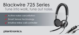 Plantronics Blackwire 700 series headset