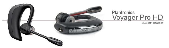 Plantronics Voyager series headset