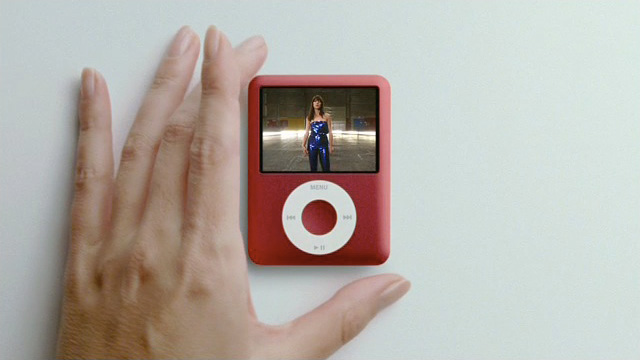 Ipod Commercial