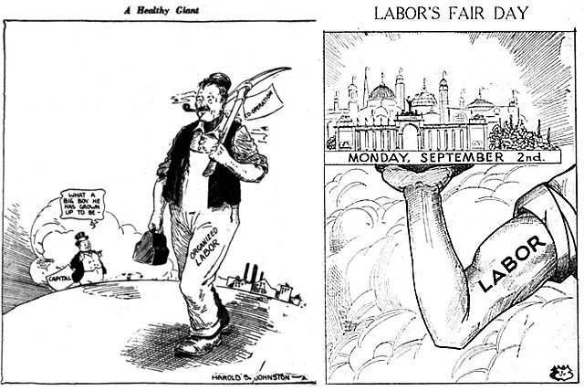 Historicist: Labour Day '29