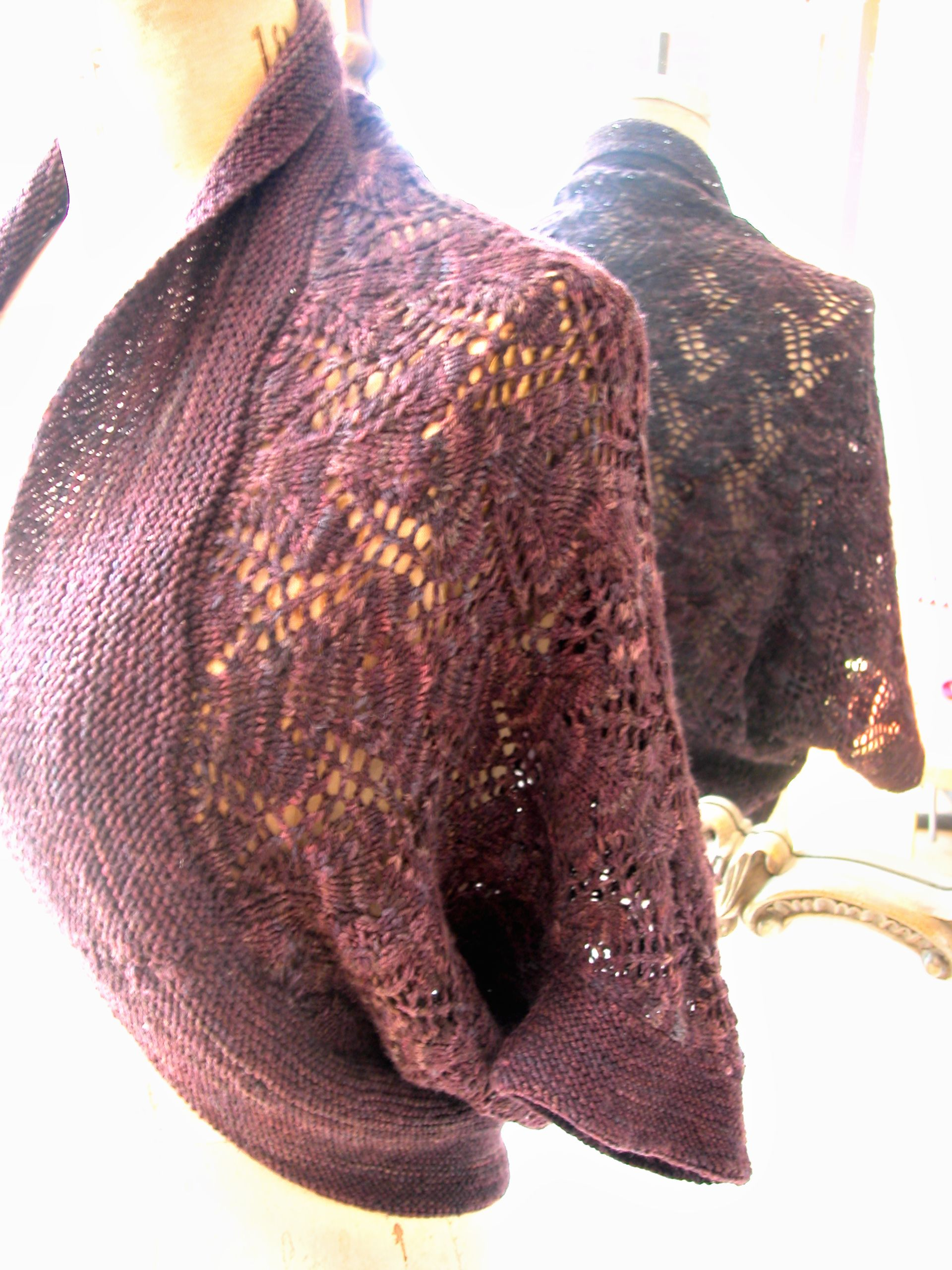 New KC patterns on Ravelry and a mittenlining tutorial