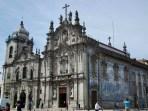 Igreja de Santo Ildefonso.