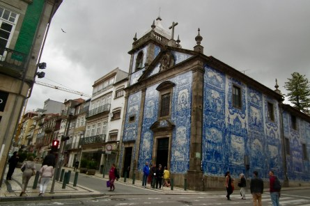 Capela Das Almas.