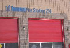 Toronto Fire Station 214. (Maxx Smith/Toronto Observer)