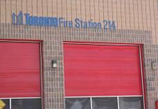 Toronto Fire Station 214. (Maxx Smith/Toronto Observer)