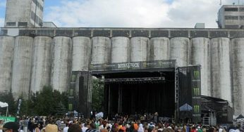 Thousands of people flock to Wakestock's main stage to take in acts like Alexisonfire and Public Enemy. The 13th edition of the festival took place at Millenium Park in Collingwood Harbour on Aug. 6, 7, and 8.