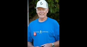 Ken Pearson has organized Cedarbrook Park's annual Terry Fox Run the past 12 years. This year's run took place on a sunny Sept. 19.