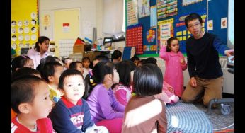 Agnes McPhail Public School is one of 30 schools in Scarborough offering the all-day kindergarten this year. Seven more will offer it next year.