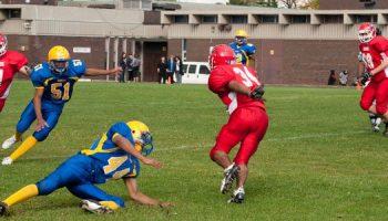 Argos practise on high school soil | The Toronto Observer