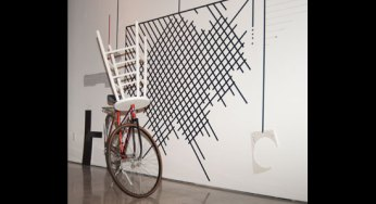 Marcel Duchamp, 'Bicycle Wheel', from Reconstructions-2004