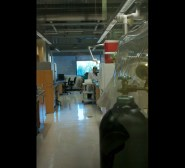 UTSC's NMR Lab is dedicated to research in environmental chemistry.