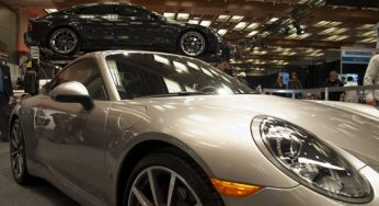 Now in its sixth generation, the Porsche 911 boasts the auto industry's first 7-speed manual transmission as well as a 7-speed dual-clutch automatic.