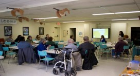 Residents attended the workshop hoping to contribute suggestions for changes made to their neighbourhood