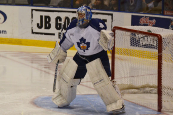 Before joining the Marlies, Rynnas played for Assat of the SM-liiga, the highest professional hockey league in Finland and finished with a .927 save percentage after the 2009-10 season.